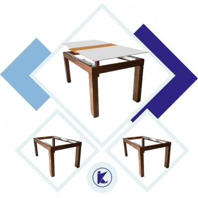 01-Zıplamalı Masa Rayı